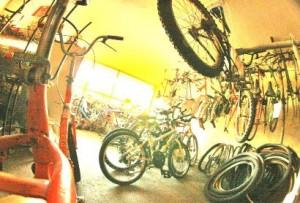 ciclofficina a Tor Bella Monaca Roma