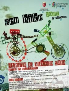Eco bike tour 21 maggio 2010 ad Ostia Lido in bicicletta